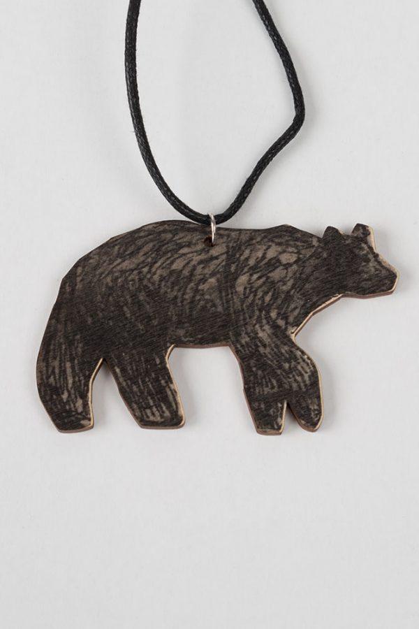 Maarit Kontiainen karhu riipus