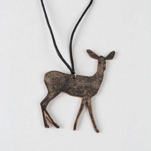Maarit Kontiainen Bambi riipus